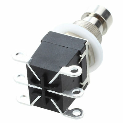 K4T8 6Pins Dpdt Momentary Stomp Foot Switch For Guitar Ac 250V//2A 125V//4A M2V2