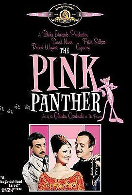 The Pink Panther (DVD, Remastered Special Edition Checkpoint Sensormatic) VG