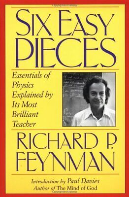 Lectures on Physics: Six Easy Pieces (Helix ... by Feynman, Richard P. Paperback