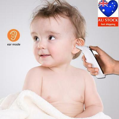 AU 3in1 LCD Digital IR Infrared Ear Forehead Thermometer Baby Adult Temperature