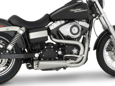 Vance & Hines - 75-108-4 - Competition Series 2:1 Exhaust System, Brushed SALE!