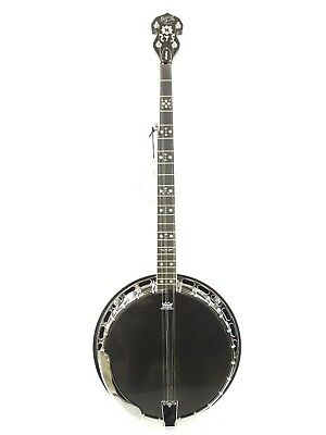 Barnes & Mullins BJ400E Rathbone 5 String Electric Banjo - DAMAGED - RRP £469