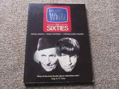 Doctor Who The Sixties Paperback Book Dr Who + Magazine