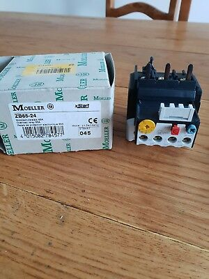 New EATON MOELLER ZB65-24 Overload relay 65A