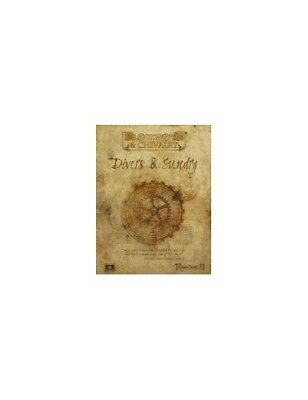 Divers and Sundry Clockwork & Chivalry by Peter Cakebread Book The Cheap Fast