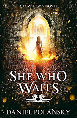 Polansky, Daniel-She Who Waits BOOK NEW