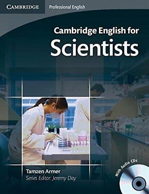 Cambridge English for Scientists Student's Book with Audio CDs (2) (Cambridge Pr