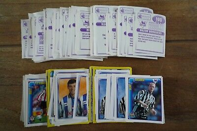 Merlin Premier League 98 Football Stickers no's 251-504! Pick Stickers You Need!