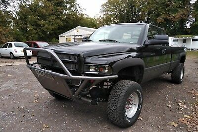 1996 Dodge Ram Second Gen 8.0i v10 Extended Cab Long Bed MOT'd American Pickup