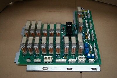 Kuka KRC1 FE207 Safety Relay Board 390-00212-0 TESTED