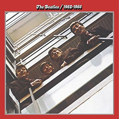 The Beatles 1962 - 1966 Audio CD (BCG)