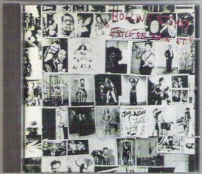 EXILE ON MAIN ST Rolling Stones 1994 CD Classic 1972 Original Rock Collectable