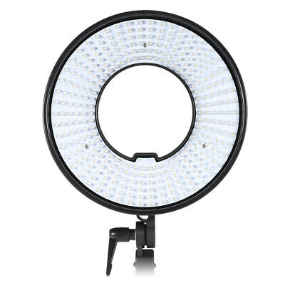 300 LED Studio Photo Video Ring Light For Camera Camcorder Portrait Selfie C0F8