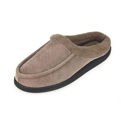 Coolers A144 Mens Brown Slipper Medium