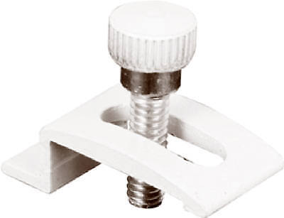 PRIME LINE PRODUCTS 8-Pack 3/4-Inch White Storm Door Panel Clips PL 7940