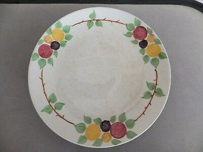 Vintage Ridgways Bedford Ware California 6962 Hand Painted Plate