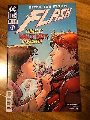 The Flash #45 - After The Storm - Dc Universe 2018