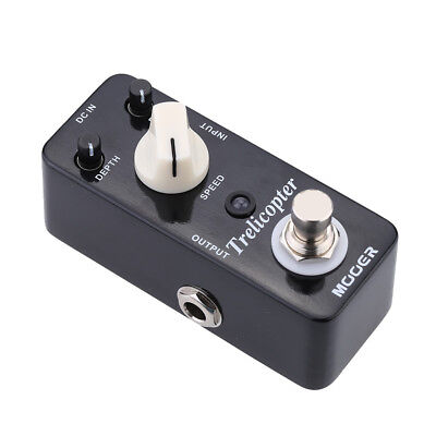 Mooer Trelicopter Micro Mini Optical Tremolo Effect Pedal for Electric G9S2