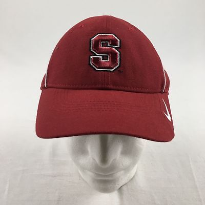 finest selection 8f2fd 40313 Nike Stanford Cardinal - Red Adjustable Hat (OSFM) - Used