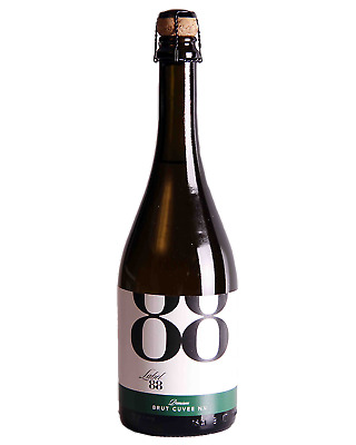 Label 88  Brut Cuvee Champagne Sparkling Non Vintag 750mL case of 6