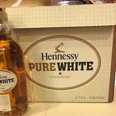 Hennessy Pure White Cognac Made In France Not Empty 70cl SEALED
