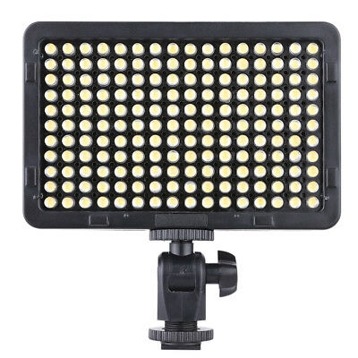 176LED 5600K Video Studio Photo Light Lamp Panel for Cannon Pentax DSLR Camera