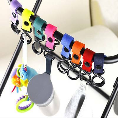 Fashion Any Baby Trolley Is Suitable For A Good Helper Baby Stroller 2 Hook