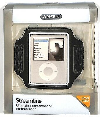 Griffin Streamline Sport Armband for iPod Nano 3rd Generation