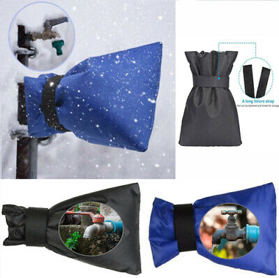 Winter Outside Garden Tap Cover Frost Jacket Insulated Protector Thermal UK RLT