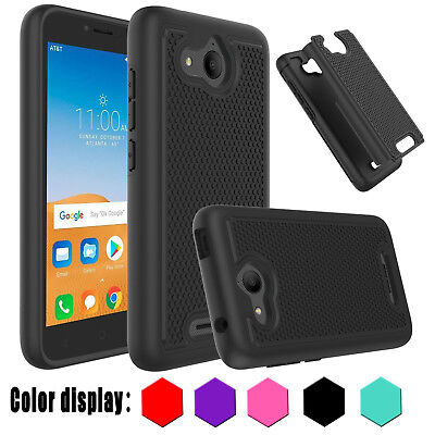 For Alcatel Tetra 6753B 5041C 5041 Phone Case Shockproof Rugged Hard Armor Cover