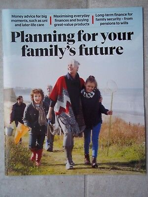 Which? Magazine Planning for Your Family's Future 2018 - University/Wills/Buying