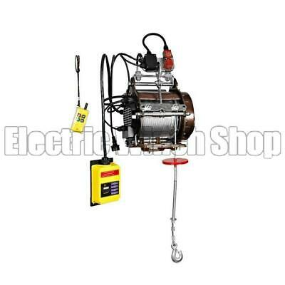 Warrior Electric Lifting Hoist 240v 800KG Scaffold Hoist with Wireless Control