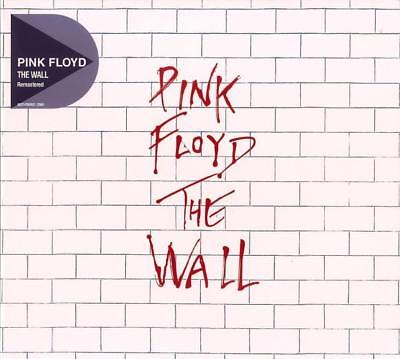 Pink Floyd The Wall 2CD (digipack) New Sealed - brand new