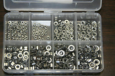 50 Pieces    6-32 - 1/4-20  Wing Nut Zinc Plated Assortment   Incorrect Picture