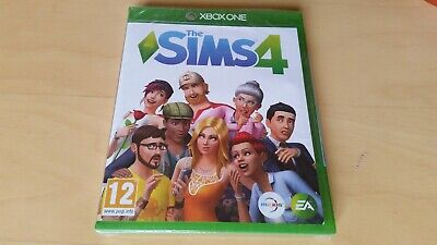 The Sims 4 Xbox One kids game New & Sealed