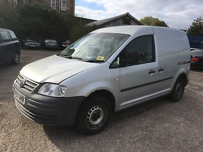 Vw Caddy Van Tdi Mot
