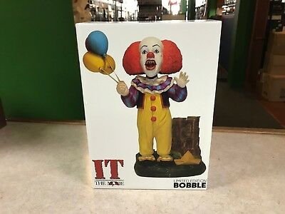 "2018 FOCO Products IT PENNYWISE Horror Movie 8"" Wacky Bobble Head NIB"