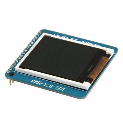 """1.8"""" ST7735R SPI 128*160 TFT LCD Anzeigen Module with PCB for Arduino 51 AHS"""