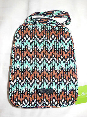 NWT VERA BRADLEY LUNCH BUNCH in SIERRA STREAM aka Let s Do Lunch 14313-339 d828ab1d909b6