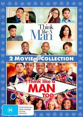NEW Think Like a Man / Think Like a Man Too (2 Movie Collection) DVD