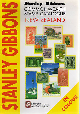 New Zealand Stanley Gibbons Commonwealth Stamp Catalogue 2nd edition 2006