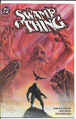 Swamp Thing #118 Nm Combined Shipping