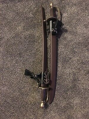 Disney Pirates of the Carribean 2 Swords in sheaths- costume props