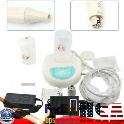 Dentist Dental Piezo Ultrasonic Scaler teeth Cleaner Self Contained Bottle Tips