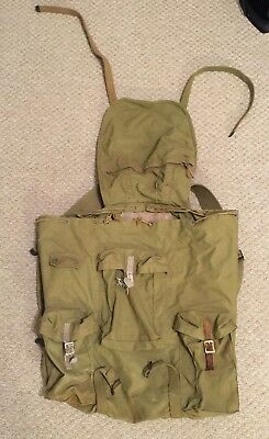 WWII US Army Mountain division BACKPACK Haversack  PROTECTION PRODUDTS 1943