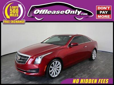 2016 ATS 2.0L Coupe RWD