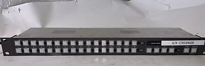 Thompson Inc Grass Valley Routing System Acappella 16X16 A1616Rcp