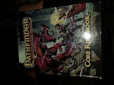Core Rulebook by Jason Bulmahn (2009, Hardcover) Pathfinder D&D