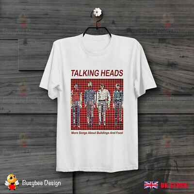 More Songs About Buildings and Food Talking Heads Cool Unisex T Shirt B362