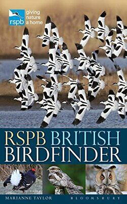 RSPB British Birdfinder by Taylor, Marianne Book The Cheap Fast Free Post